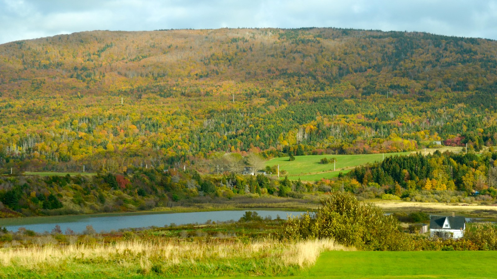 Cape Breton Island is Beautiful