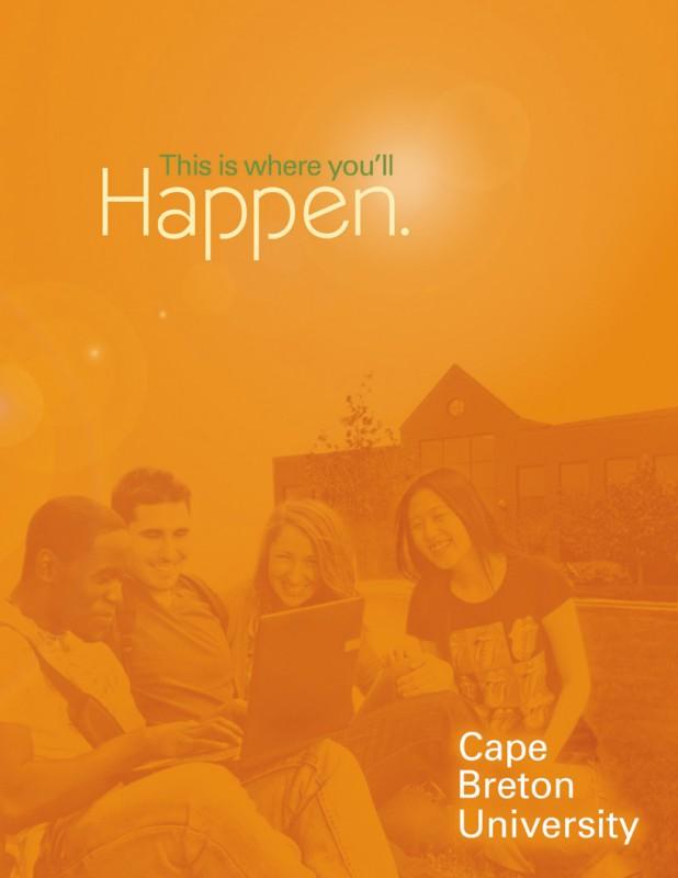 CBU Viewbook cover